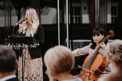 Ja Fur Immer A Thousand Years Live Cover Hochzeitssangerin
