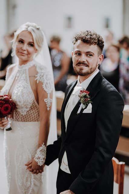 Kirchliche Trauung Hochzeitssangerin Michelle Hanke Stimmig