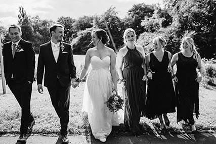 Hochzeitssangerin Michelle Hanke Stimmig Ten Feet Tall
