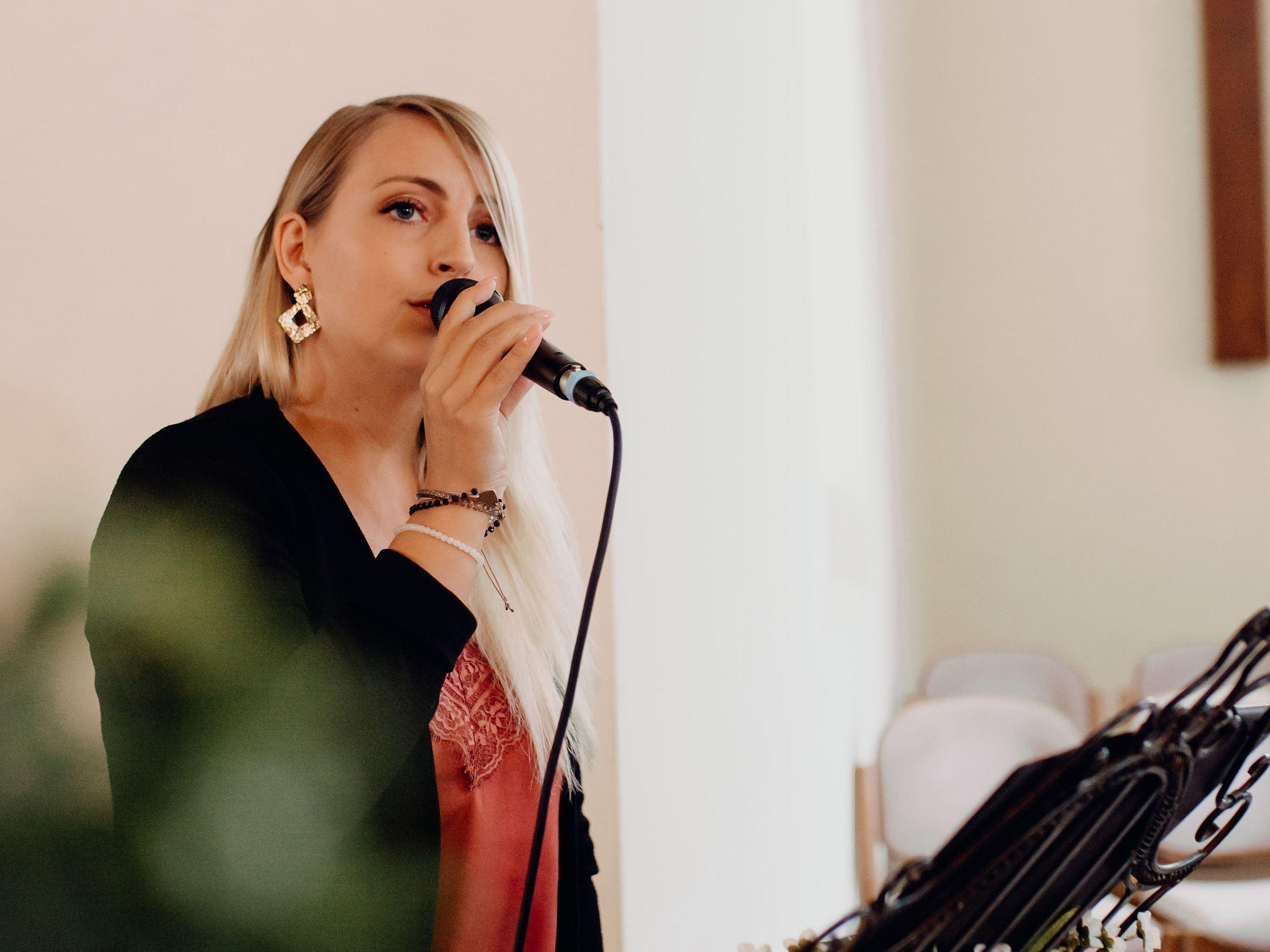 Ja Silbermond Cover Hochzeitssangerin Michelle Hanke Stimmig